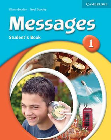 Messages Level 1: Student´s Book
