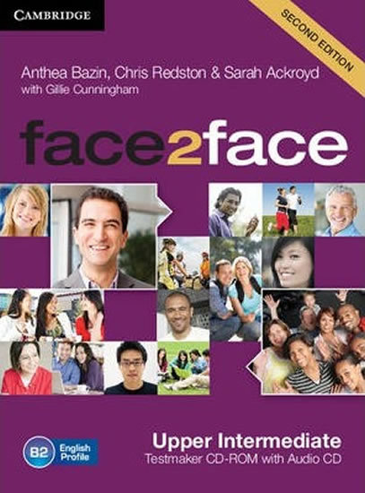 face2face 2nd Edition Upper-Intermediate: Testmaker CD-ROM and Audio CD