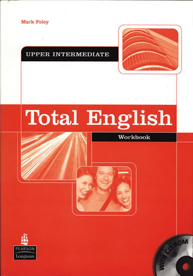 Total English Upper Intermediate Workbook without Key and CD-Rom Pack