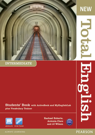 New Total English Intermediate Students´ Book with Active Book and MyLab Pack