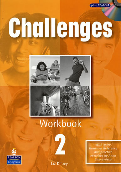 Challenges 2 Workbook w/ CD-ROM Pack - Kilbey Liz