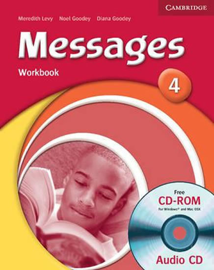Messages Level 4: Workbook with Audio CD/CD-ROM