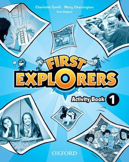 First Explorers 1: Activity Book
