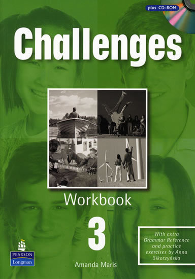 Challenges 3 Workbook w/ CD-ROM Pack - Maris Amanda
