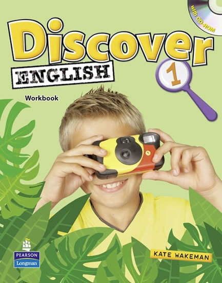 Discover English CE 1 Activity Book